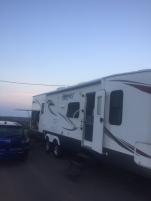 Exterior of Camper 1 High Tide Trailer Rentals