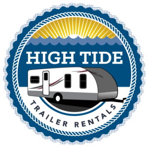 High Tide Trailer Rentals logo