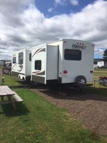 The Bunkhouse Trailer Rental