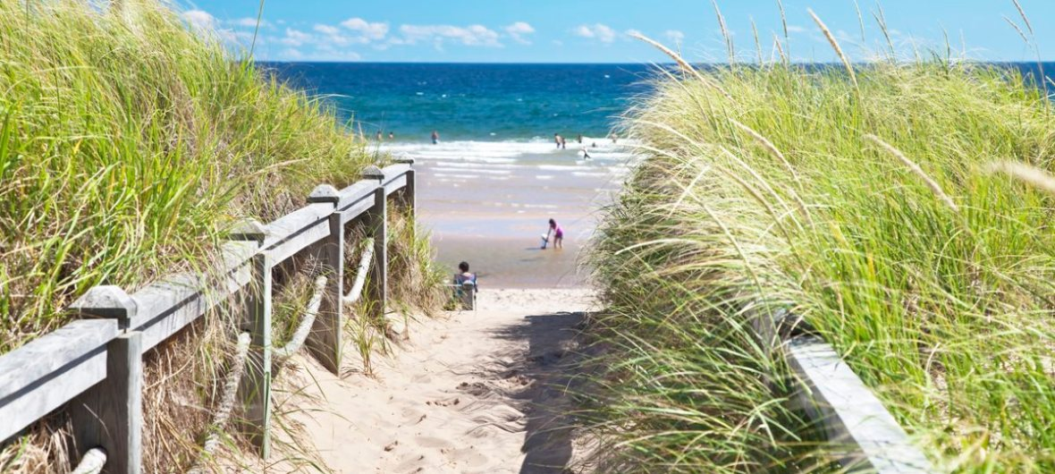 Beach Prince Edward Island